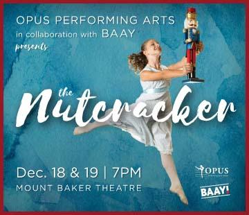 Opus Performing Arts Nutcracker