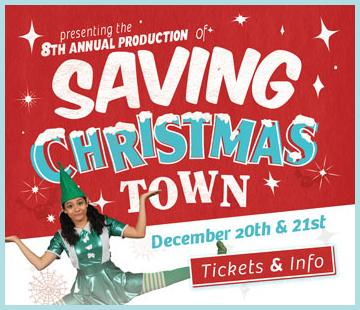 Saving Christmas Town 2019
