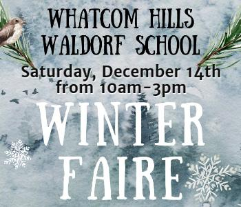 Whatcom Hill Winter Faire