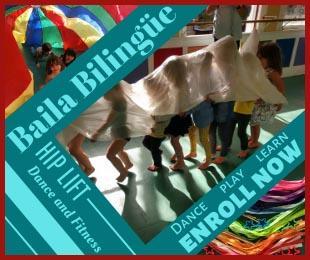Baila Bilingue Hip Lift